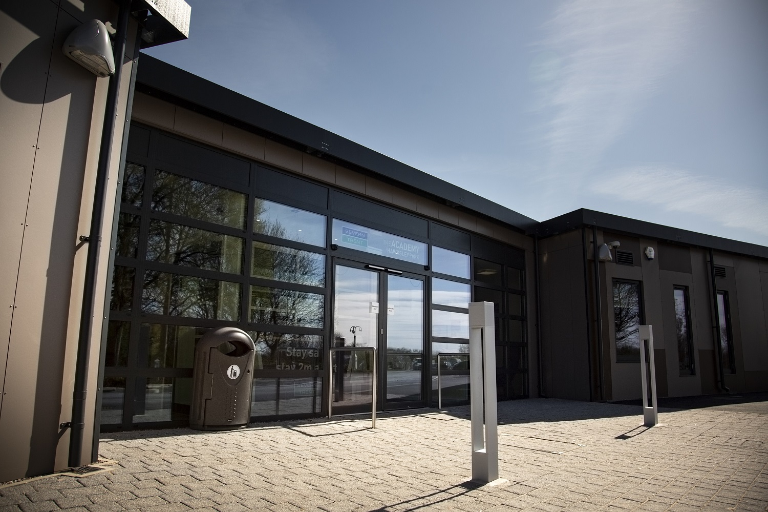 Integra Buildings has been praised for delivering the stunning Severn Trent Academy in Coventry. (Picture: Severn Trent Water)